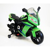 Мотоцикл RiverToys Moto M111MM зеленый