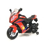 Мотоцикл RiverToys Moto M111MM красный