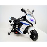 Мотоцикл RiverToys Moto M111MM белый