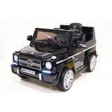 Электромобиль River Toys Mercedes-Benz G-65 Черный