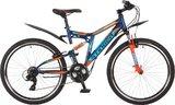 Двухподвесный велосипед Stinger Highlander 200 26 (2018)