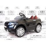 Электромобиль RiverToys Range о007оо VIP черный