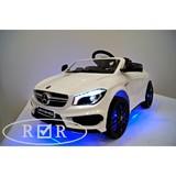 Детский электромобиль RiverToys Mercedes-Benz CLA45 A777AA белый