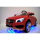 Детский электромобиль RiverToys Mercedes-Benz CLA45 A777AA красный