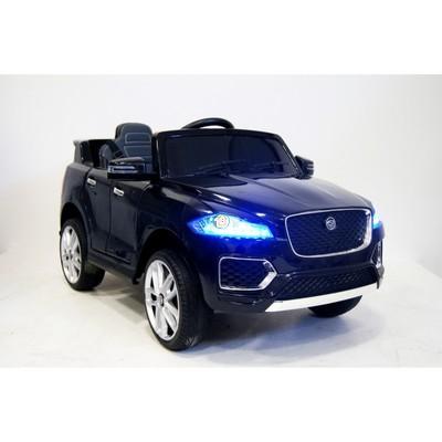 Электромобиль Rivertoys Jaguar P111BP черный