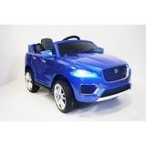 Электромобиль Rivertoys Jaguar P111BP синий глянец