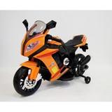 Мотоцикл RiverToys Moto M111MM оранжевый