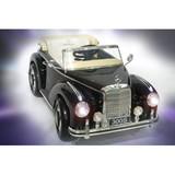 Электромобиль Rivertoys Mercedes-Benz 300S черный