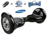 Smart Balance Suv 10 внедорожный гироскутер черный, быстрый и с музыкой