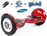 Внедорожный гироскутер Smart Balance Suv 10 дюймов красный