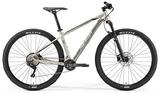 Горный велосипед Merida Big.Nine 500 (2019) серебристый