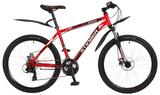 Горный велосипед Stinger Aragon 26 D красный