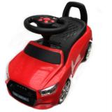 Машинка-каталка River Toys AUDI толокар с музыкой JY-Z01A Красный