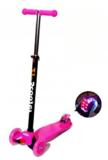 """Самокат трехколесный """"21st Scooter"""" MAXI розовый"""